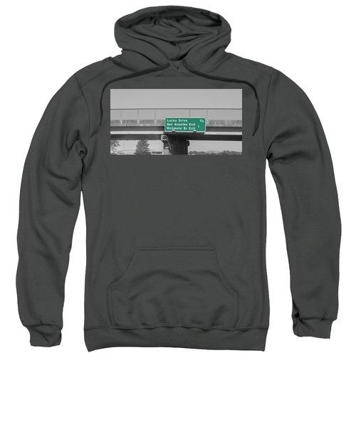 Lucky Drive California Sweatshirt