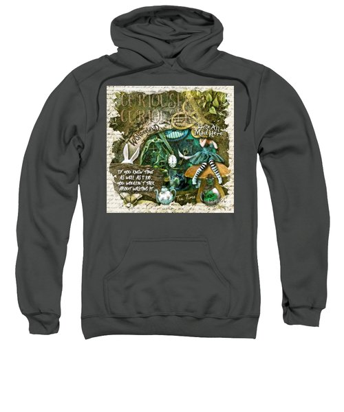 Mad Hatter Sweatshirt