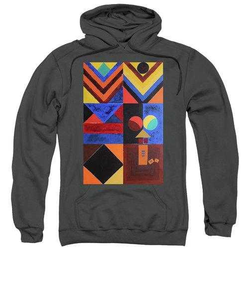 Magical Lines  Sweatshirt