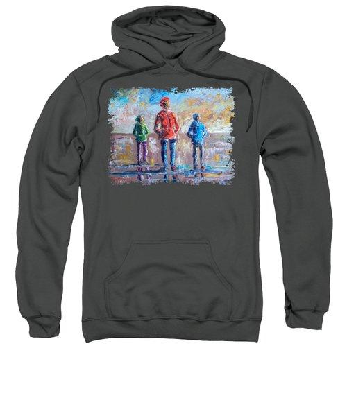 Male Models Sweatshirt