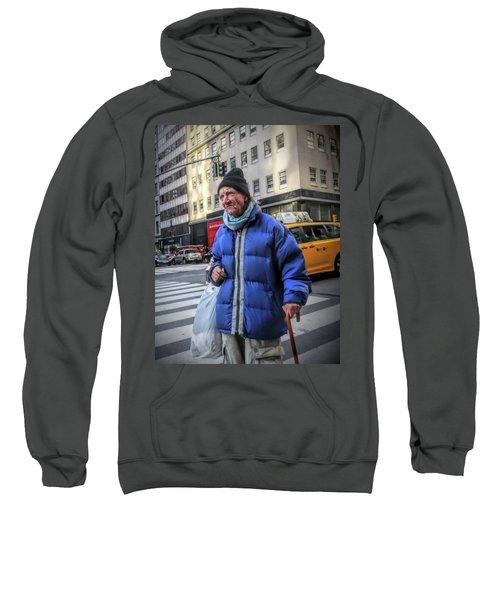 Man Vs. City Sweatshirt