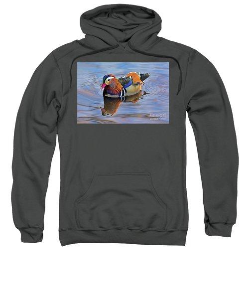 Mandarin Duck Central Park 3 Sweatshirt