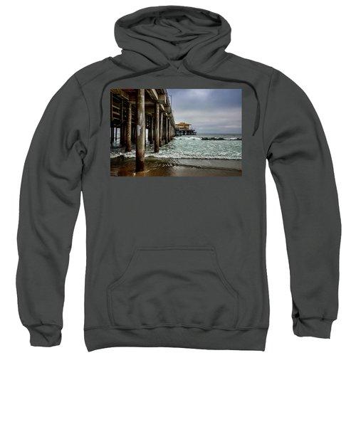 Mariasol On The Pier 2 Sweatshirt