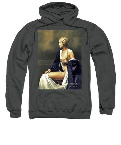 Marie Stevens, Vintage Actress Sweatshirt