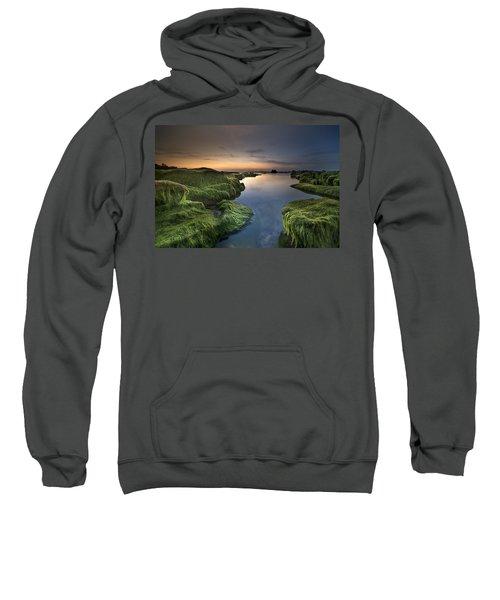 Marine Sunset Sweatshirt