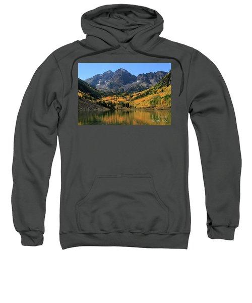 Maroon Bells In Fall Sweatshirt