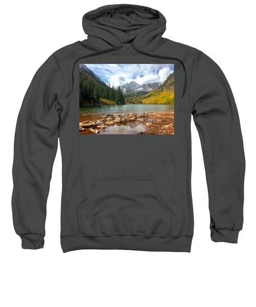 Maroon Bells Sweatshirt