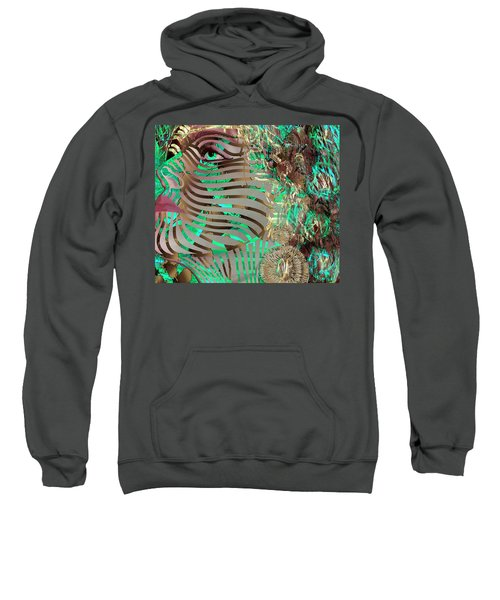 Mask What Hides 3 Sweatshirt