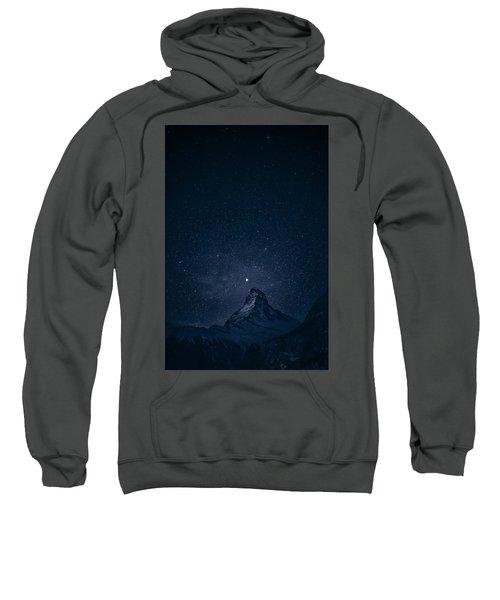 Matterhorn Sterne Sweatshirt