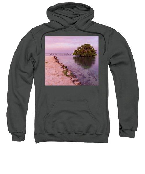 Mayan Sea Reflection 2 Sweatshirt