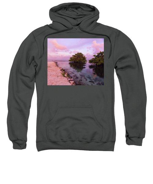 Mayan Sea Reflection Sweatshirt