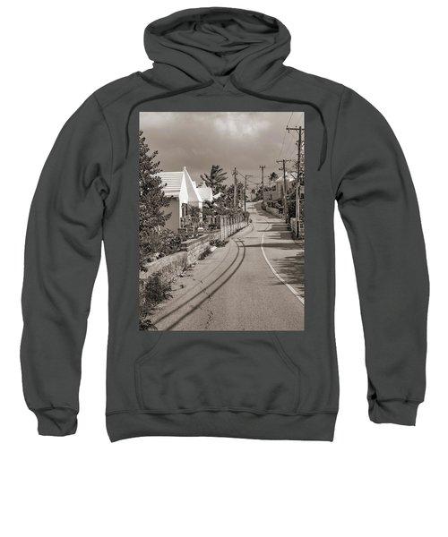 Meandering Bermuda Sweatshirt