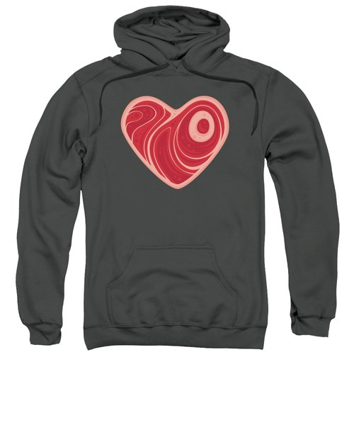 Meat Heart Sweatshirt