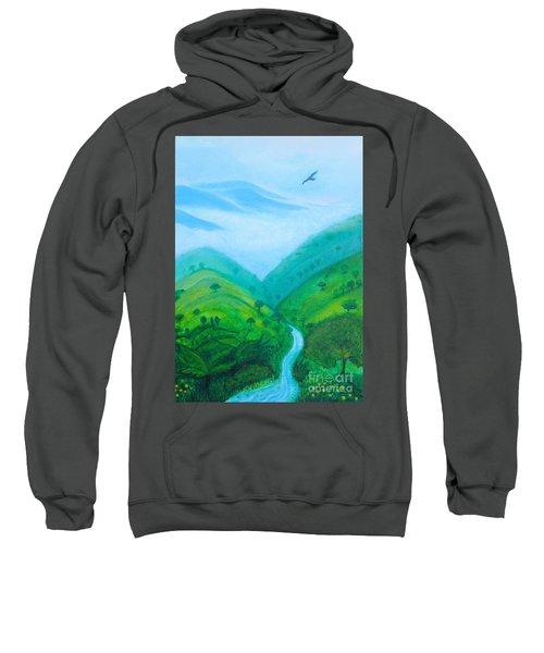 Medellin Natural Sweatshirt