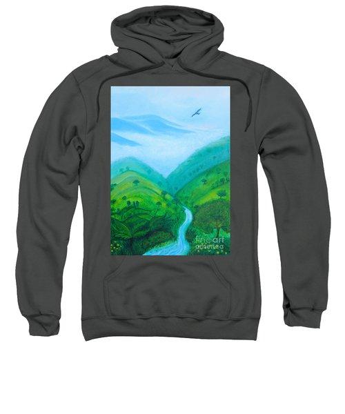 Medellin Natural Sweatshirt