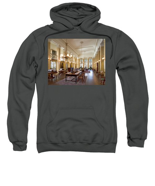 Members' Reading Room Sweatshirt