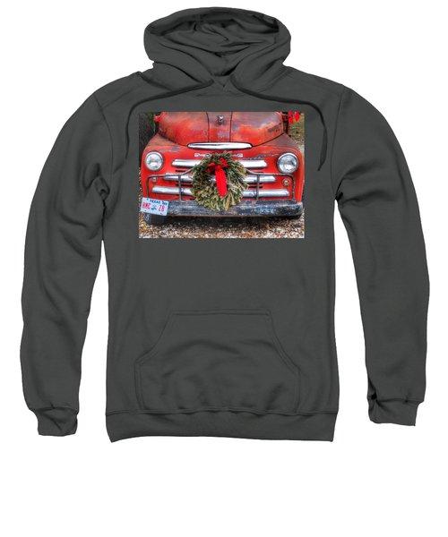 Merry Christmas Texas Sweatshirt