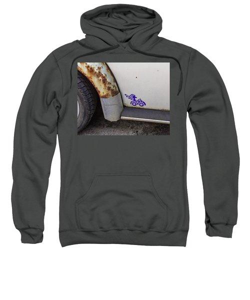 Metal Moth Sweatshirt