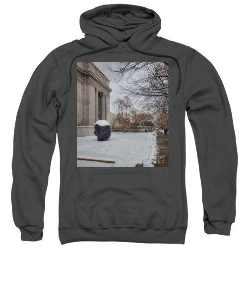 Mfa Boston Winter Landscape Sweatshirt
