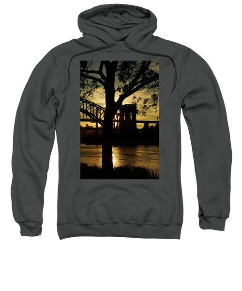 Mid Autumn Silhouette Sweatshirt