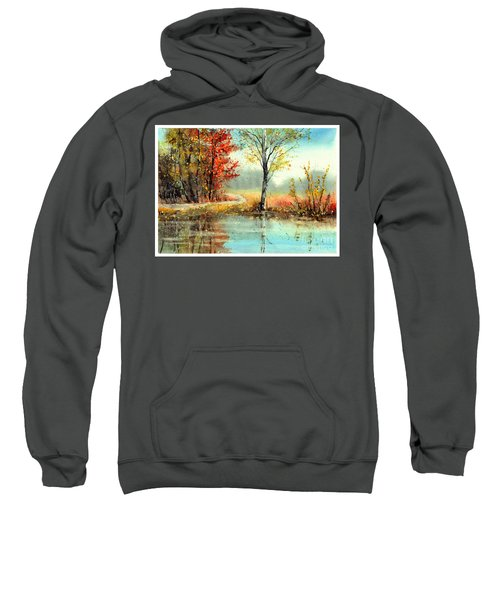 Mirror In The Lake Sweatshirt