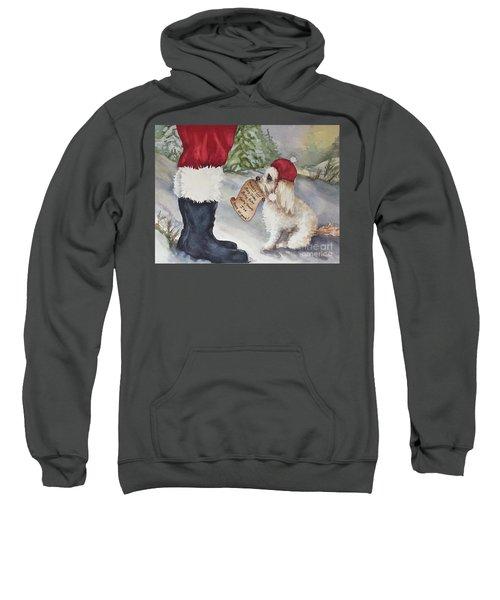 Mocha's List Sweatshirt