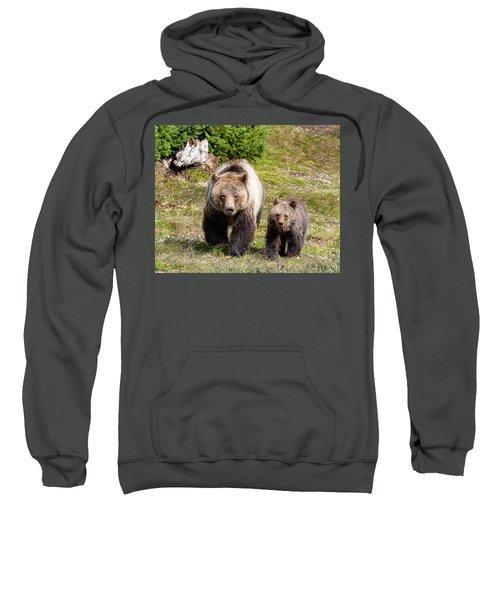 Mom And Cub Sweatshirt