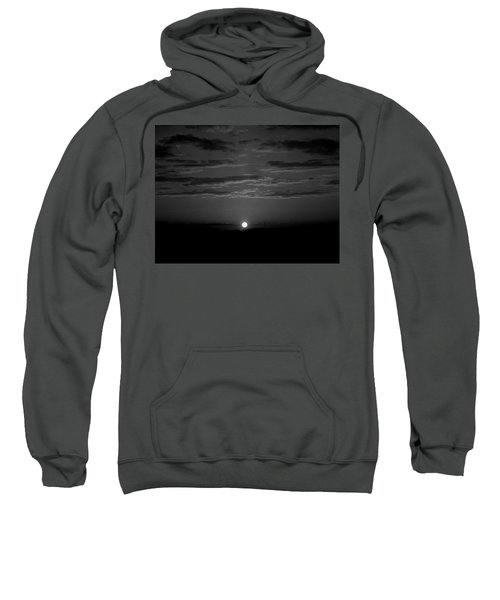 Monochrome Sunrise Sweatshirt
