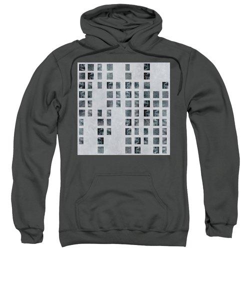 Moody Blues Data Pattern Sweatshirt