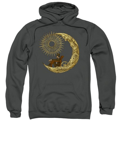 Moon Travel Sweatshirt