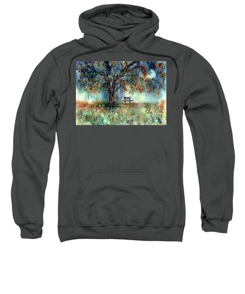 Moonlight Shadows Sweatshirt