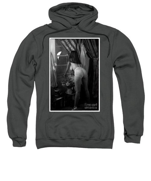Moonoutwindow 2 Sweatshirt