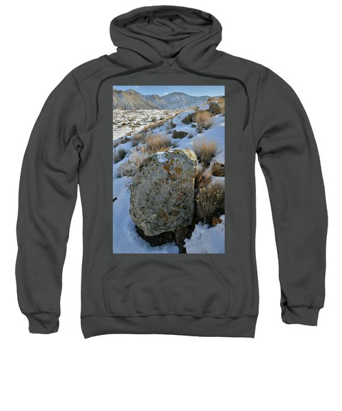 Morning At The Book Cliffs Sweatshirt