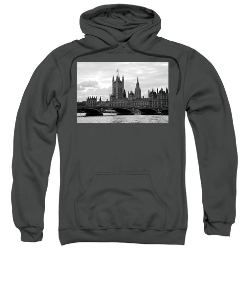 Morning At Westminster - Classic Edition Sweatshirt