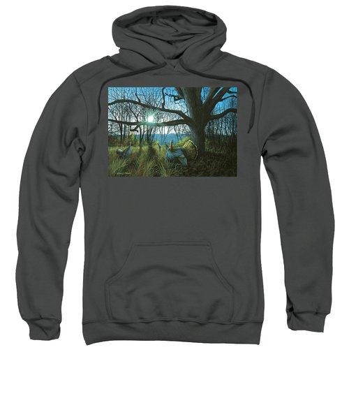 Morning Chat - Turkey Sweatshirt