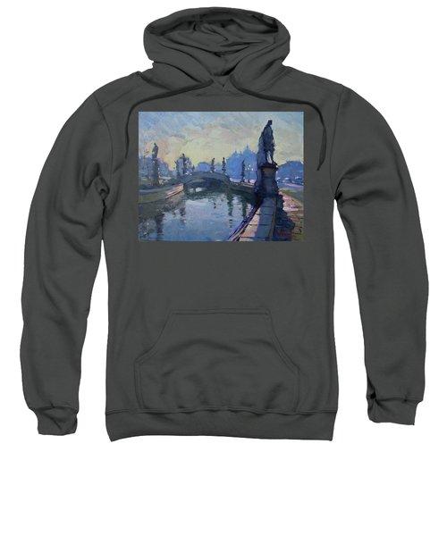 Morning In Padua Italy Sweatshirt