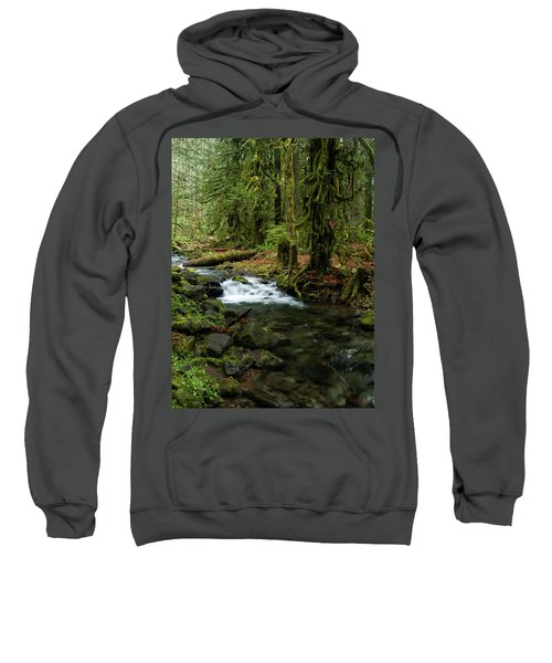 Mossy Cascade Sweatshirt