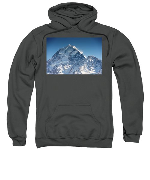 Mount Cook Aoraki Summit Ridge Sweatshirt