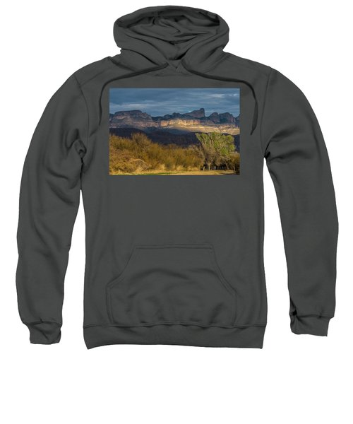 Mountain Illumination Sweatshirt
