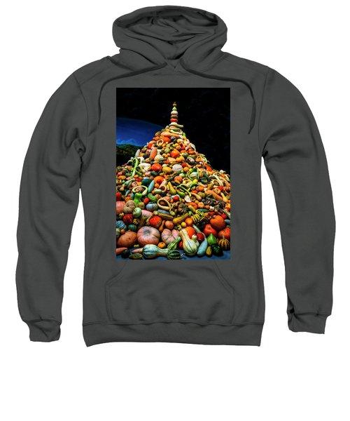 Mountain Of Gourds Sweatshirt