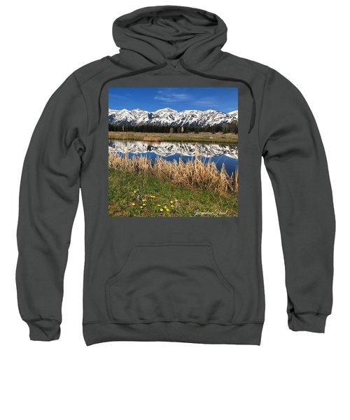Mountain Reflection Sweatshirt
