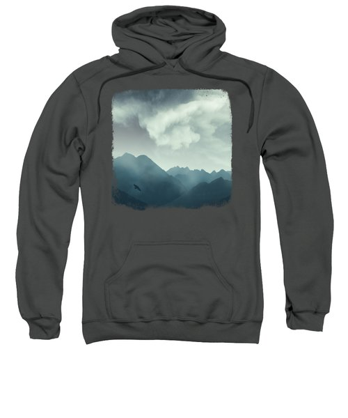 Mountain Shapes Sweatshirt