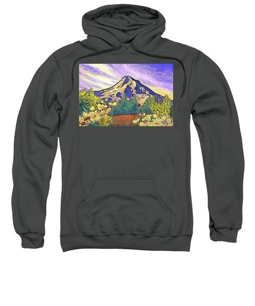 Mt. Hood Brilliance Sweatshirt