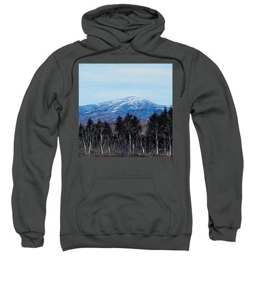 Mt. Monadnock Spring Snow Sweatshirt