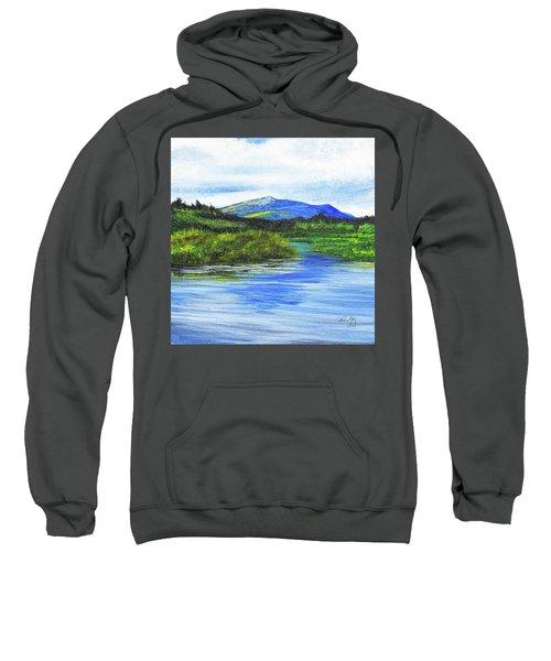 Mt. Monandnock From Scott Brook Sweatshirt