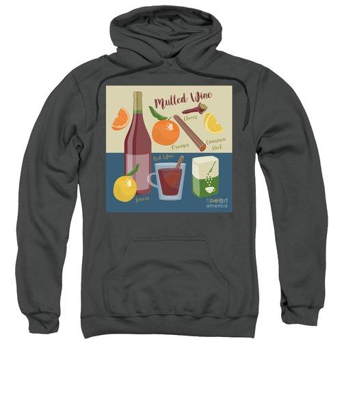 Mulled Wine Sweatshirt