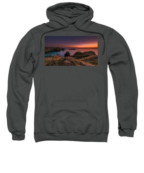 Mullion Cove - Sunset 2 Sweatshirt