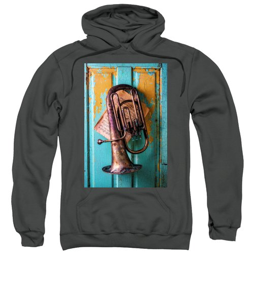 Musical Still Life Sweatshirt