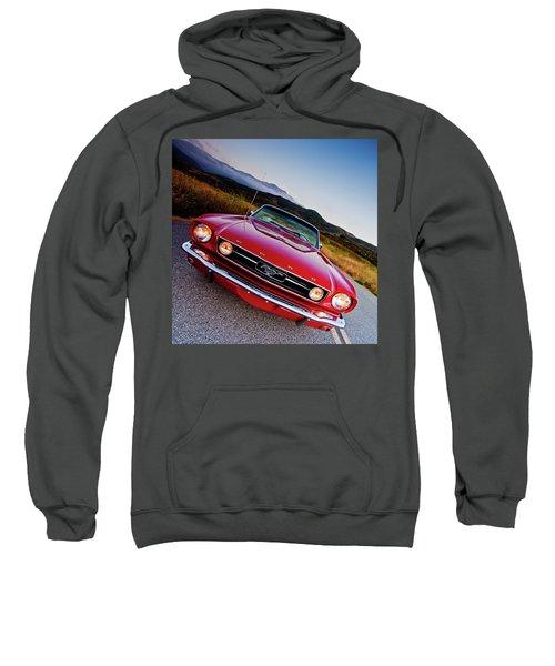 Mustang Convertible Sweatshirt