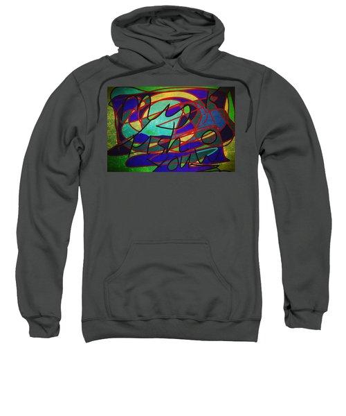 My Fish Knowz You Sweatshirt